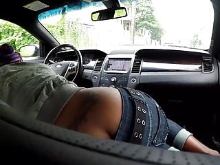 Car was escorts Black hooker car blowjob