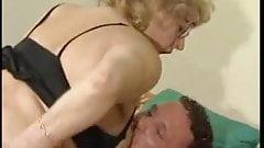 Big Tit Grandma
