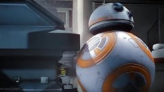 Star Wars - Rey gets Fucked