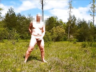 Totaly free blowjob videos Totaly naked public wank on huge meadow