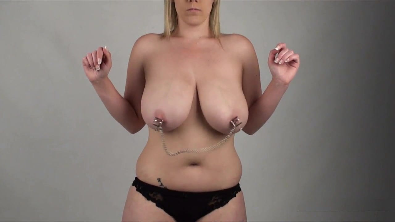 Huge Tits Blowjob While