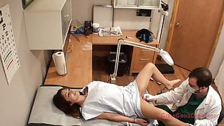 Alexa Rydells Gyno Exam & Full Physical From Doctor Tampa