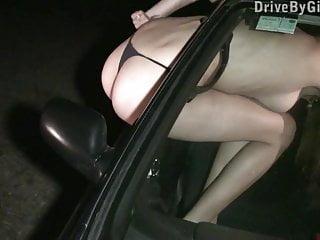 Teen lesbeans with big tits - Teen with big tits public gangbang part 3