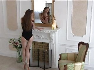 Russian nude adult Freaks of nature 193 anorectic nude ballerina