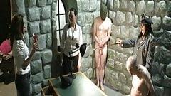 Interrogatório na prisão