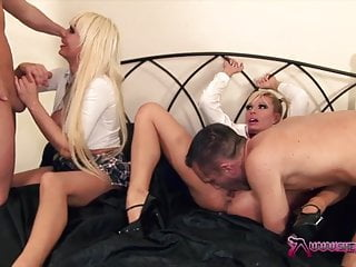 Zuni fetish rhodochrosite - Shebang.tv - two horny sluts giving smoking blowjob