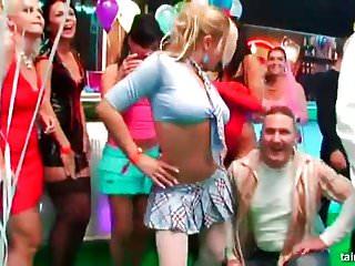 Club sex sites Naughty club sex dolls fucking in public