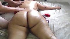 perfect ass Big ass massage lesbian