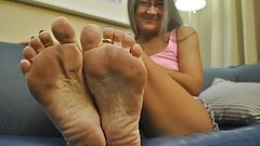 Leilani's Dirty Soles