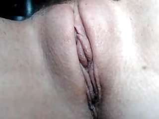 Shaved lips Shaved chubby puffy cameltoe pussy big lips and clit