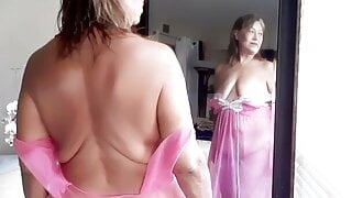 fucking myself get my pantie smelly & soiled for new owner