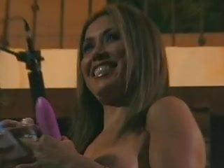 Behind dvd hitchhiker scene sex trampoline - Behind the scenes