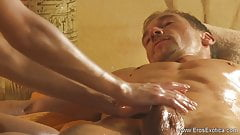 Massage And Handjob Combo  Was So Relaxing And Arousing