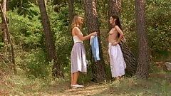 Geraldine Chaplin, Доминик Sanda Nude (1980)