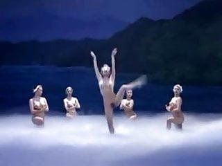 Naked asian grandmas - Naked asian ballet