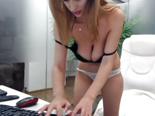 Hot tight boobs Very hot milf show her big boobs and pussy on webcam