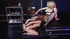 Domina toys with Perfect Slave Girl