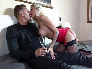 Porn amanation Black stockings lisa amane hard anal fucking