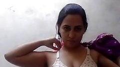 Nepali boobs press