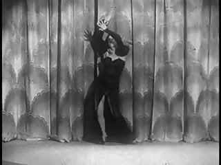 Vintage burlesque costume Dance of desire - vintage burlesque