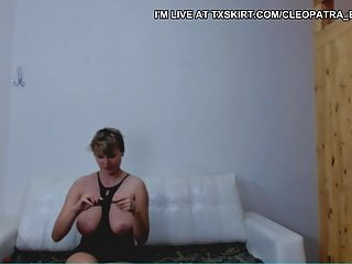 Clothed orgasm clips - I changed cloth for my lesbian slave and handcuff fetish