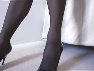 Lick sisters gusset - Sniff my pantyhose gusset