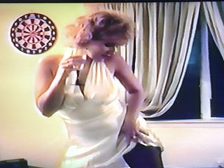 Young milf big tit blonde - Old vhs tape, young milf with perfect tits