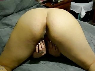 Tongue sex toy videos - Toys, tongue and cock for wife.