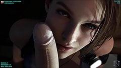 Jill Valentine - S.T.A.R.S. Interrogation (SFM)
