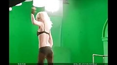 Jessica Alba Sin City 2 green screen