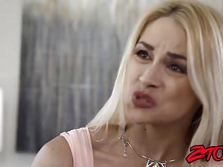 Cum on sarah palins face Busty blonde milf sarah vandella enjoys bbc and eats cum