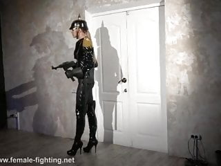 Adult female cosplay pics - Girl humiliates female guards