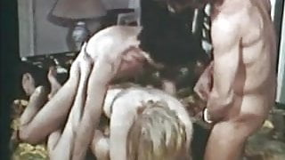 Petite Hairy Pussy Vintage Teen Gets Fucked - 1970s Erotica