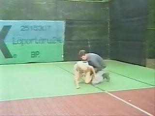 Hardcore porn vidz Tennis fisting the complete vidz