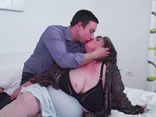 Bbw mom fucking sons - Extra big mom fucked by kinky son