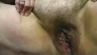 Horny Hairi mature on cam