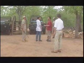 Swinging safaris Safari tourist wife gangbang
