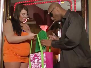 Virtural strip club - Bbw strip club interview.mp4