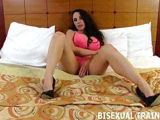 Sex sensation on your own I want to make you eat your own cum cei