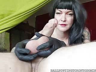 Cock and ball torture mp3 Bastienne cross sense deprivation edging ball torture prev