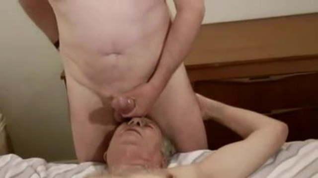 Men Sucking Balls