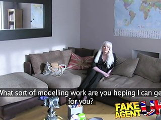 Web cam strip video - Fakeagentuk fake casting sees web cam girl tryout hardcore