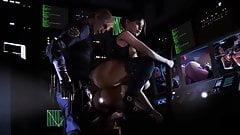 Resident Evil Sex Cartoon Porn Hentai
