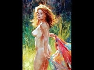 Erotic gothic art nudes The erotic art of eric k. wallis