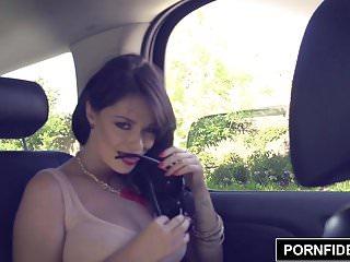 Ava adams pornstar Pornfidelity brit slut ava dalush deep creampie