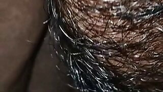 Licking my Tamil aunty's pussy and enjoying sex with her in Chennai