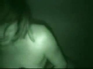 Fudpuckers teen night 2009 Amateur teen night vision fuck