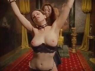 Woman abuse spank Nipple abuse for busty redhead slave