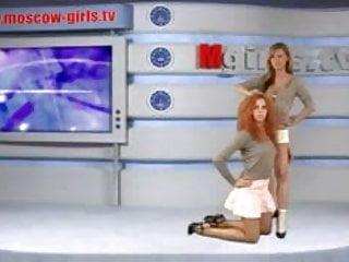 Vintage lingerie olga Russian moskow girl tv julia and olga barz