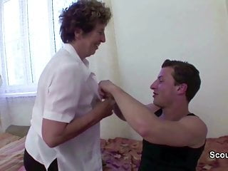 Free hairy asshole Granny seduce young boy to fuck her hairy asshole anal
